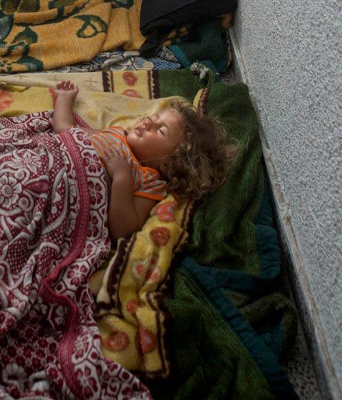 Enfants Gaza Palestine