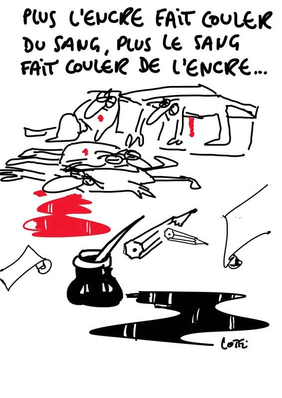 Caricatures-2-lotfi-sassi-CHARLIE-Inkyfada