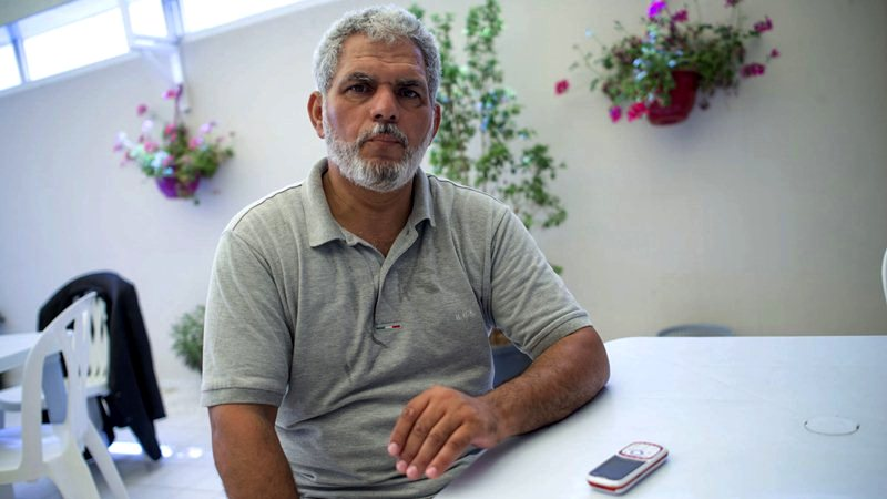 Kadri Lafi, ancien exilé politique
