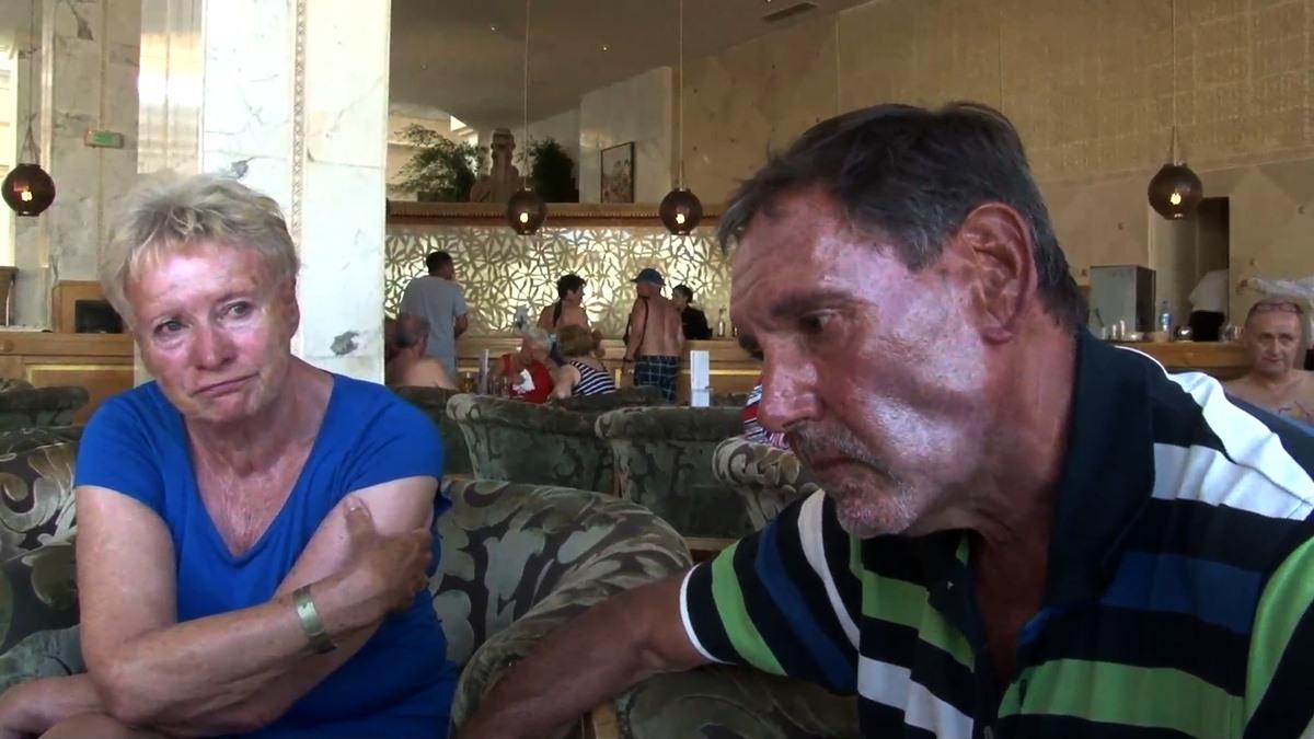 Rescapés allemands de l'attentat de Sousse