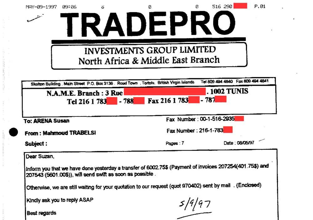 panamapapers-nooman-fehri-tradepro-information-system-tradpro-facture-inkyfada
