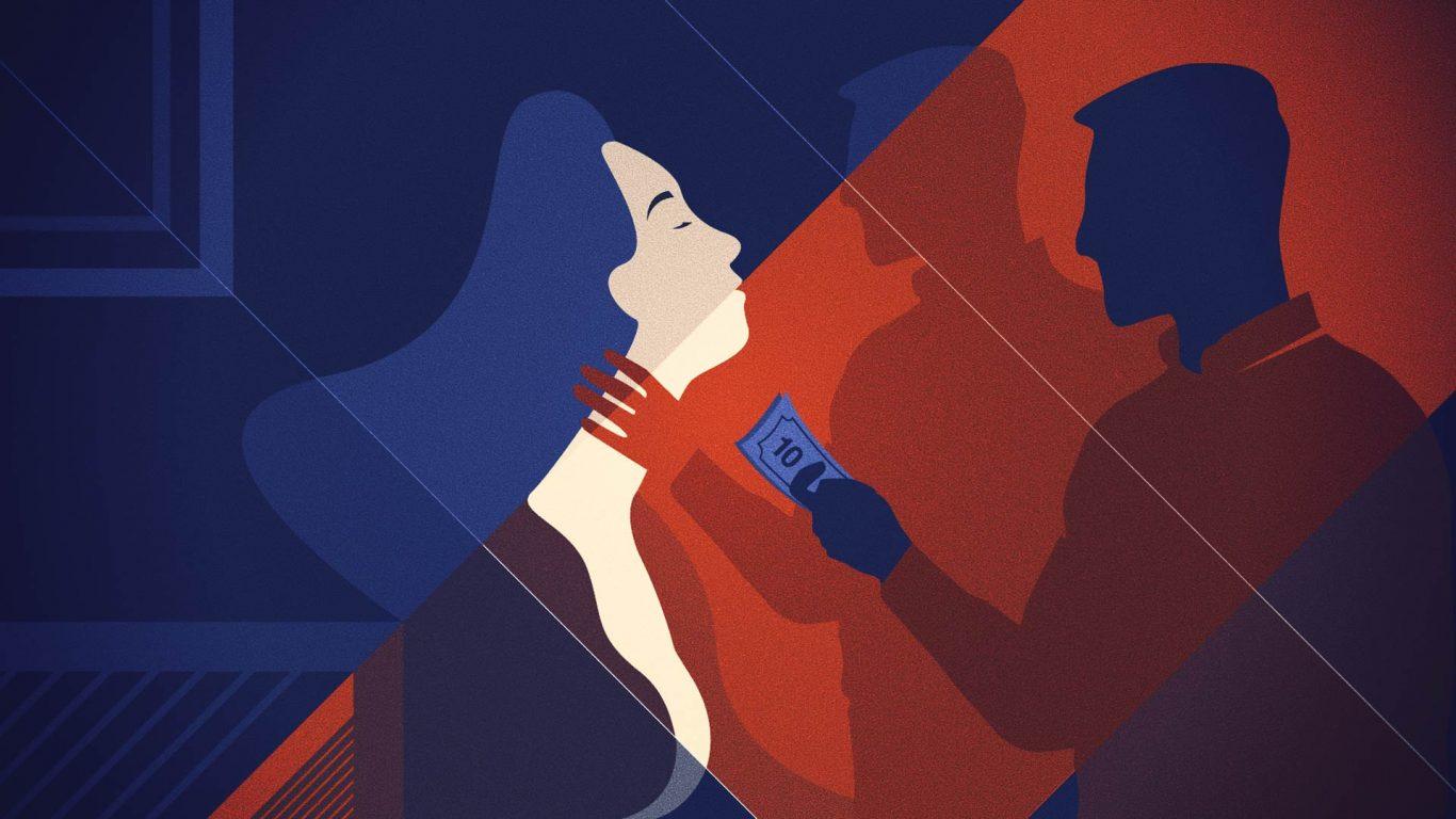 prostitution en ligne datant datation de la base de données escroc photo